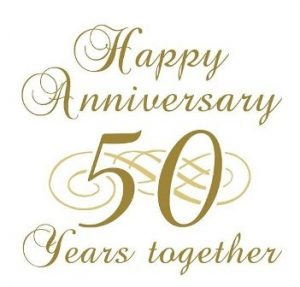 Congratulations Messages For 50th Wedding Anniversary Best Wishes