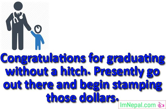 Congratulations Messages passing doctor exams being doctorate PHD graduation wishes good luck msg texts Pictures Photos Images Greetings Card Wallpapers