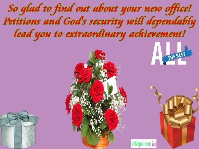 Congratulations messages wishes text for New Office Business Opening starting quotes Pictures