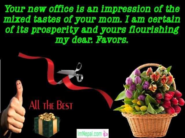 New Office Business Opening Congratulation Messages For New Baby Girl Born - New Baby Wishes & Quotes Collection