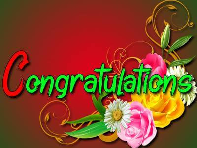 Congratulations Images Whatsapp Facebook FB Photos Pics Stickers Congrats Comments Pictures