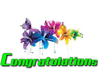 Congratulations Images Whatsapp Facebook FB Pictures Pics Stickers Congrats Comments Photos