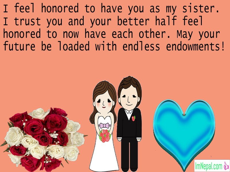 Happy Marriage Wishes Images For Newly Wedding couple