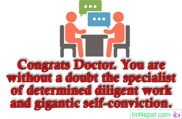 Congratulation Message passing doctor exams being doctorate PHD graduation wishes good luck msg text Pictures Images Photos Greetings Cards Wallpaper