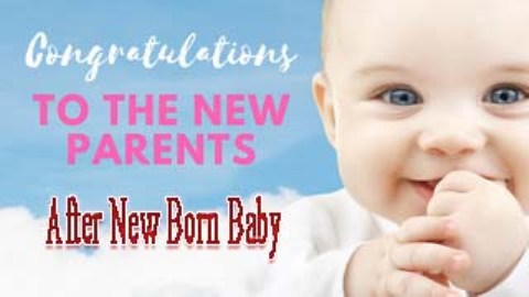 Congratulations Message For Becoming First Time Parents After New Born Baby
