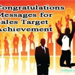 Congratulations Messages For Sales Target Achievement - images quotes cards