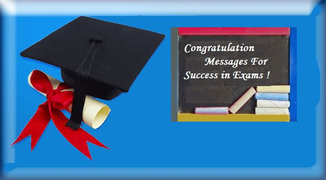 900 Congratulations Messages For Being Top in Class | Success in Exam | Achievement in Exam
