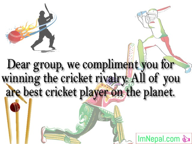 Winning Cricket Tournament Competition Match Sports Congratulations Messages Best Wishes Cards Image Photo Pictures Greetings cards Wallpapers Quotes
