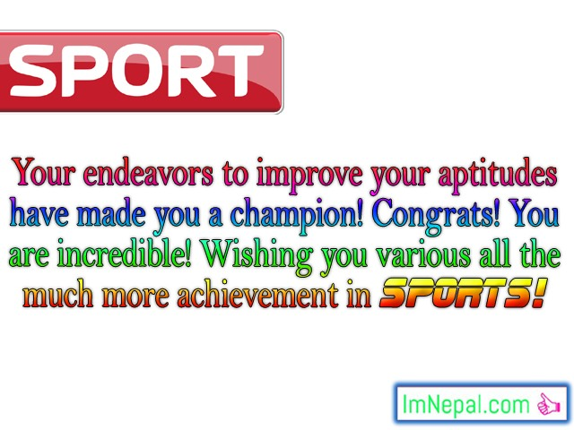 Winning Sports Tournament Competition Match Sports Congratulations Messages Wishes Card Images Photos Pictures Greetings Ecards Wallpapers Quote