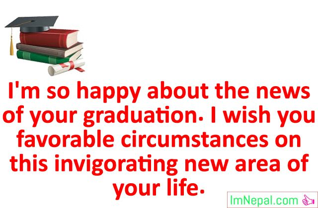Congratulations Message for Graduation For Boyfriend From ...