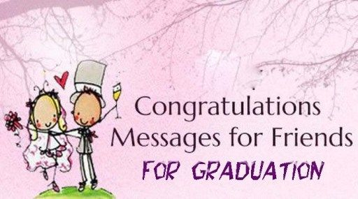 Congratulations Messages For Best Friends High School ...