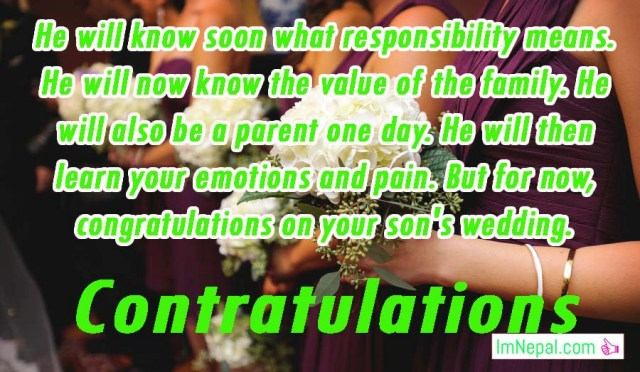 200 Congratulations Messages for Wedding Engagement of Son – Best Wishes Collection