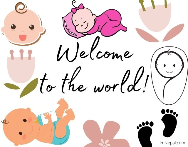 welcome to the world new born baby Congratulations Messages on newborn Baby boy
