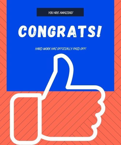 Congratulations Cards Image